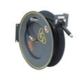 "T&S Brass GSA-3L35-PN - Open, Epoxy Coated Steel, 3/8"" Id, No(35' Capable) Hose, Low Pressure"