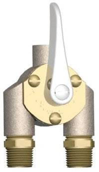 Union Brass® - 250 - Anti-Sweat Mixing Valve with Check Valves