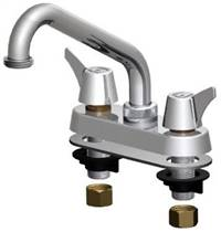 Union Brass 232X Two Handle Tub and Shower Faucet