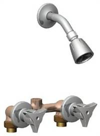 Union Brass® - 634 Shower Faucet, Compression, C-n-I Unions