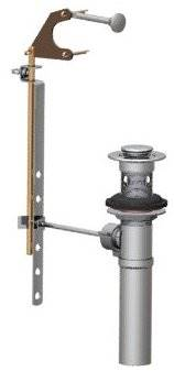 Union Brass® - 9004-1 - Pop-Up Drain Assembly for Ledgeback Lav's