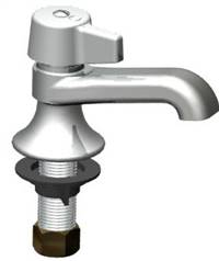 Union Brass® - 98-H - Compression Valve, Hot Metal Handle