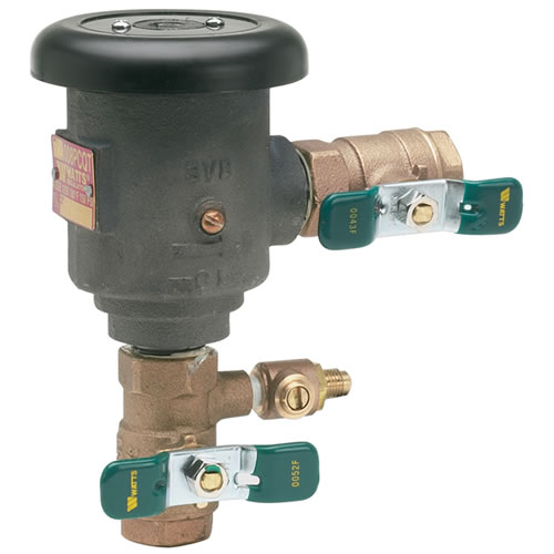 Watts 008pcqt Backflow Prevention Vacuum Breakers
